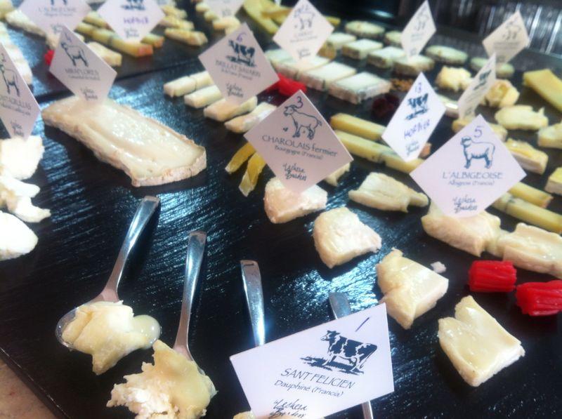 cata de quesos Alicante El Capricho de Raquel