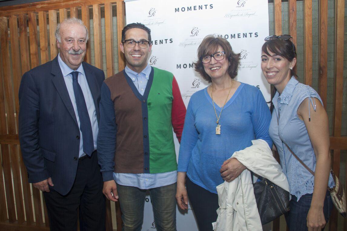 el Capricho de Raquel colaboradores campus Vicente del Bosque Alicante