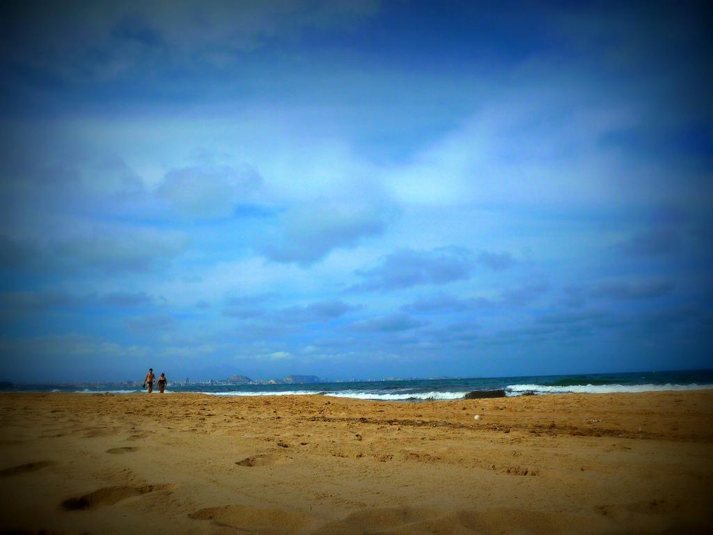 donde comer alicante playa Capricho Raquel